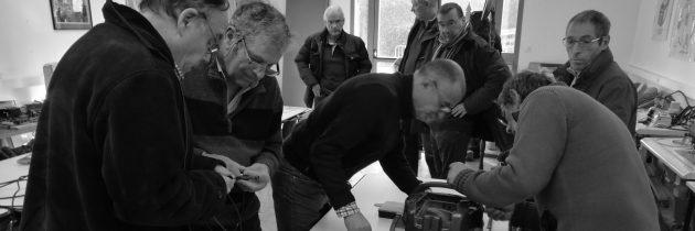 Petit Repair café de la Fête des Initiatives Citoyenne